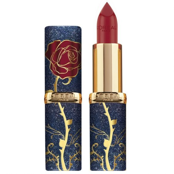 Léal-Color-Riche-Lipstick-Collection-Beauty-Beast-Rose