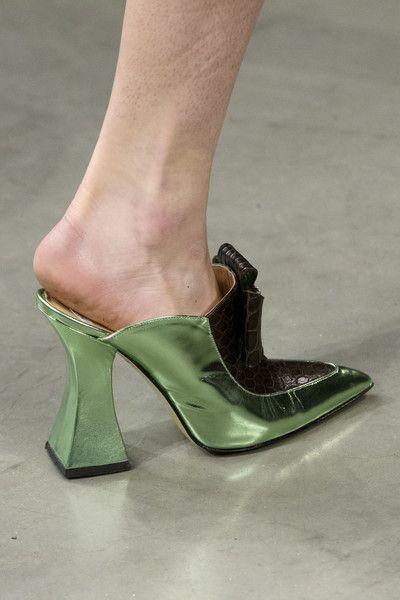 Tendências em sapatos para a nova temporada
