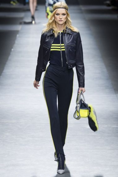Versace Fall 2016 Ready-to-Wear