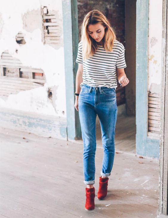 Modelos de botas - como usar