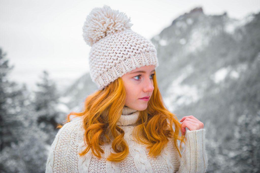 Cabelos no Inverno