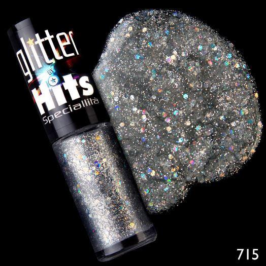 Hits Speciallità apresenta sua coleção de esmaltes glitter