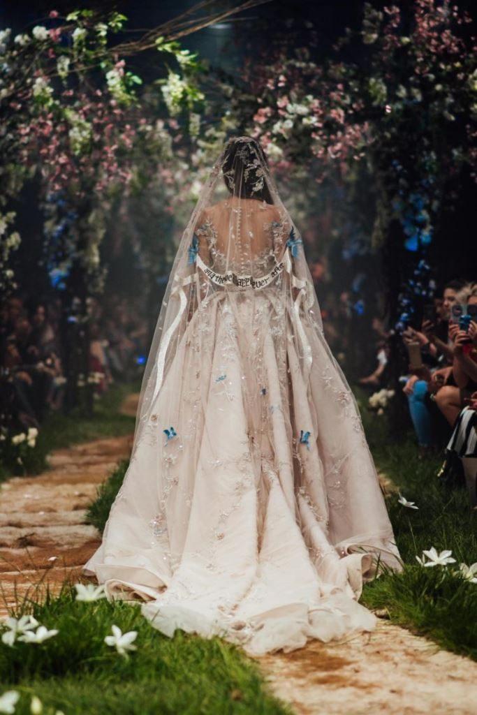 Vestidos de Alta Costura inspirados na Disney