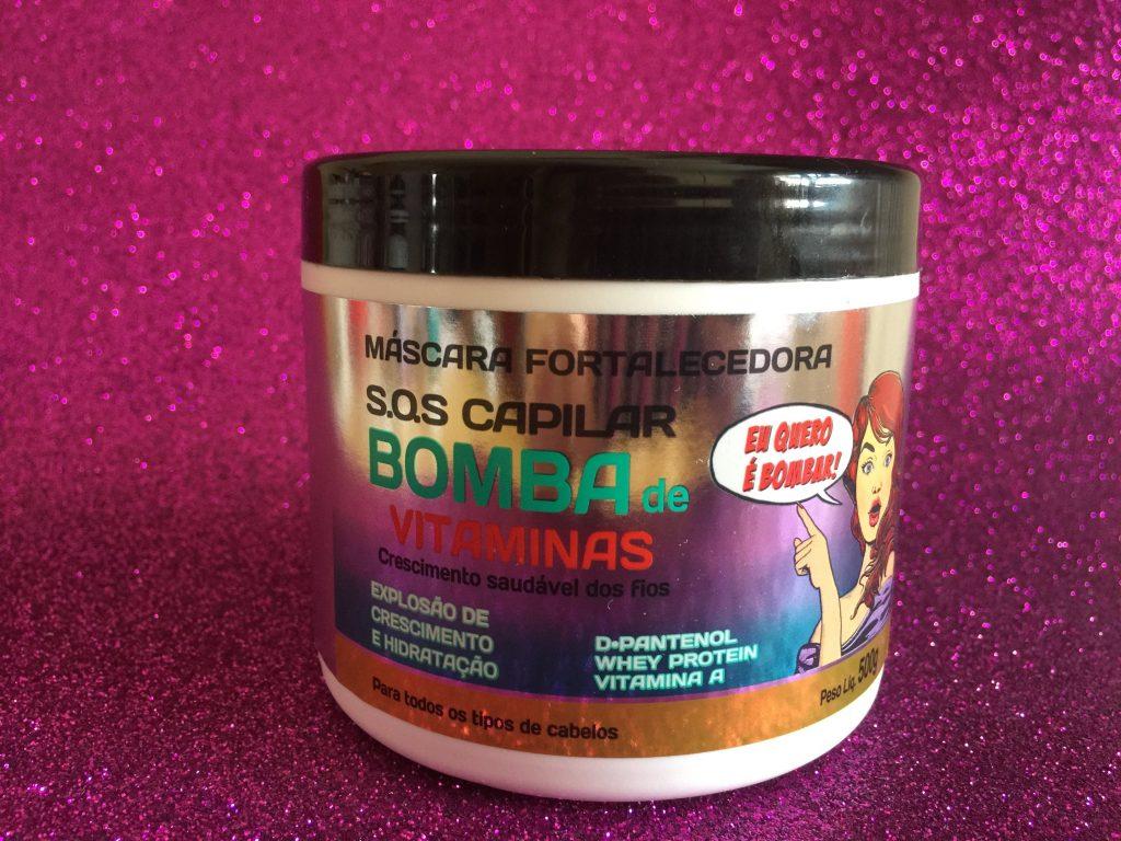 Bomba de Vitaminas da Hidran Cosméticos | Eu testei