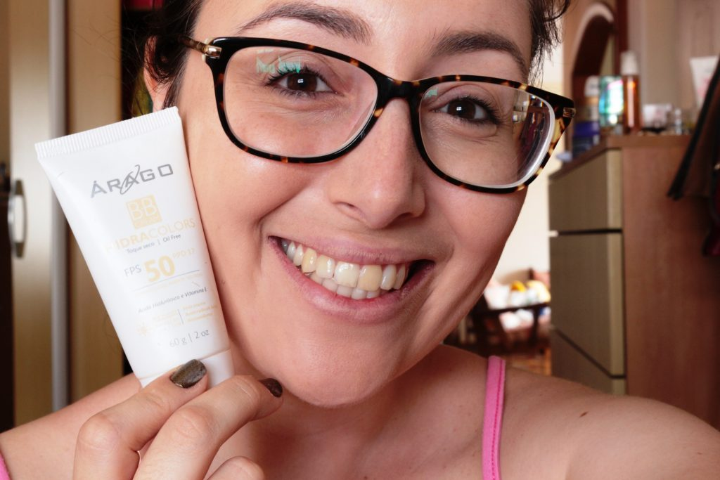BB Cream HidraColors da Árago | Eu testei!