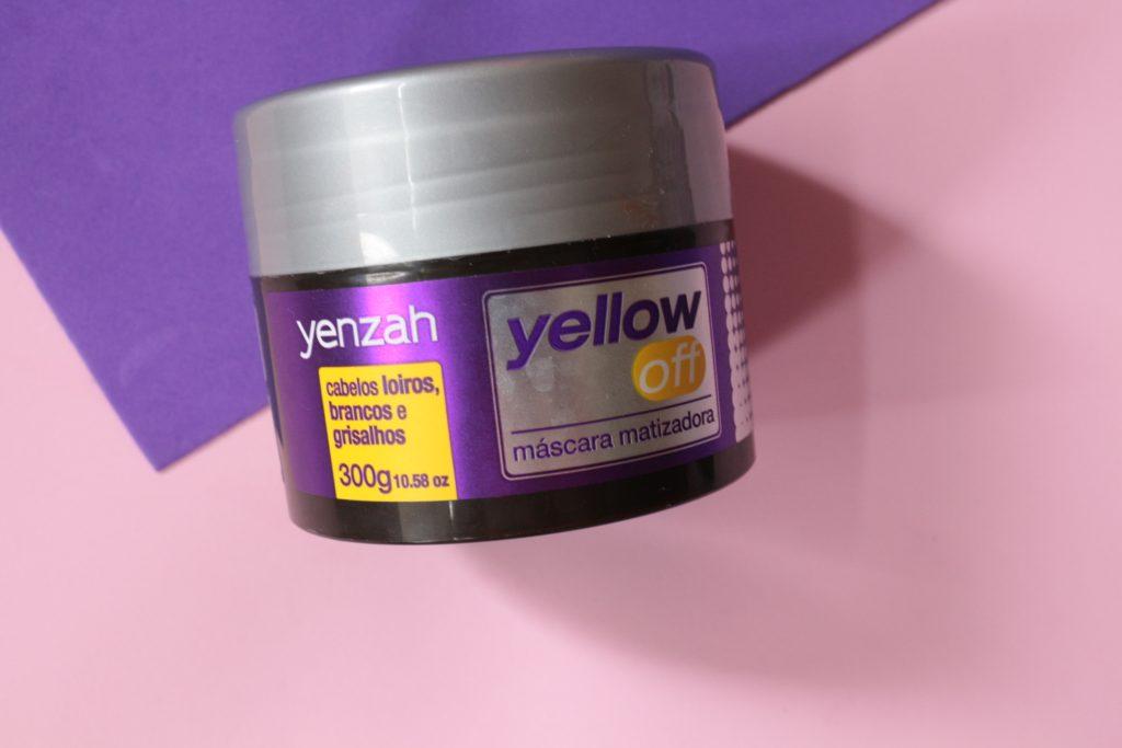 Linha Yellow Off da Yenzah | Eu testei!