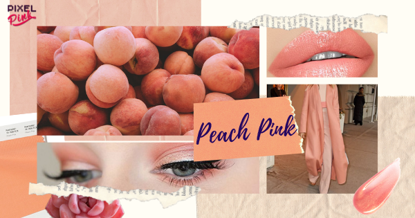 6375a517e26e4e Peach Pink   a cor da semana ⋆ Pixel Pink
